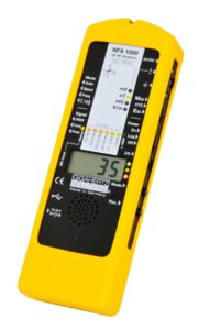 NFA1000 - 3D-LF-Analyser with Data Logger
